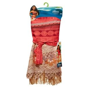 Disney's Moana Outfit Costume